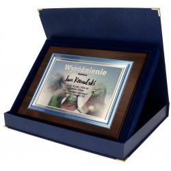 Diploms ar kasti HG7512