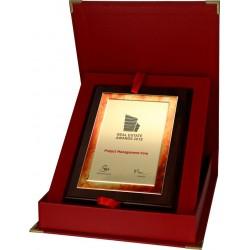 Diploms ar kasti HG7672