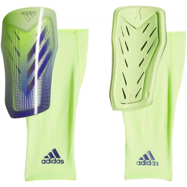 adidas Futbola Kājsargi X SG PRO SIGGNR/ENEINK/SGREEN GG1008