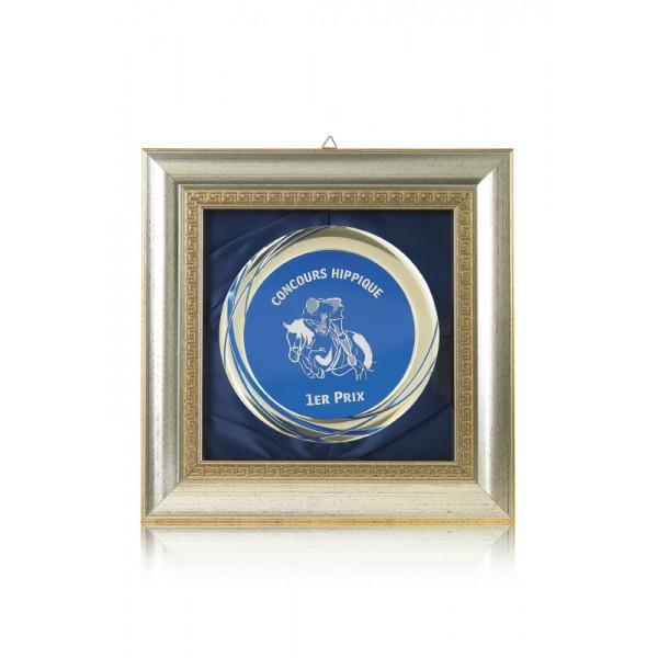 Rāmis ar dekoratīvu plāksni 19001
