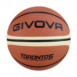 GIVOVA Basketbola Bumba PALLONE BASKET TORONTO N.5