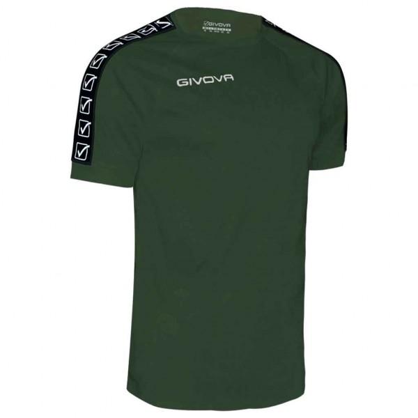 GIVOVA T-krekls T-SHIRT COTTON BAND BA01