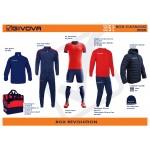 GIVOVA BOX REVOLUTION komplekts