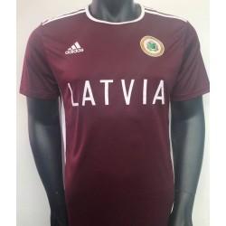 Latvijas izlases fanu krekls